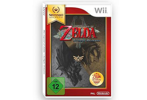 Zelda Twilight Princess Nintendo Selec...