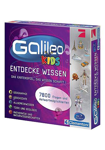 CLEMENTONI Galileo Kids