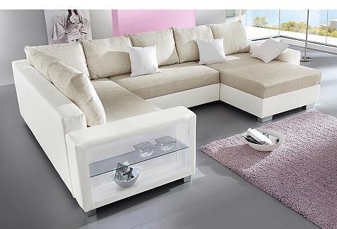Sofa patogi su Apšvietimas ir miegojim...