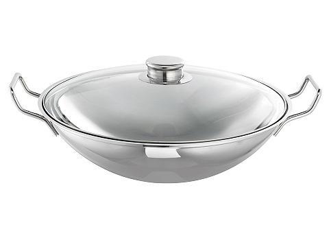SCHULTE-UFER Wok keptuvė ® »BO-LANG i« su stiklinis...