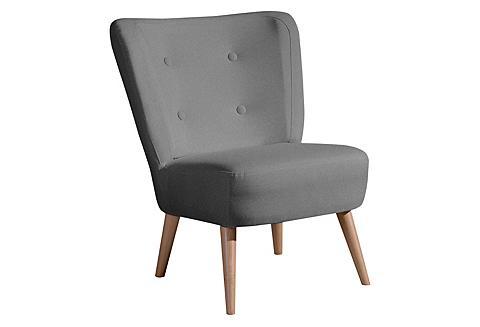 ® Fotelis im retro dizainas »Neele« su...