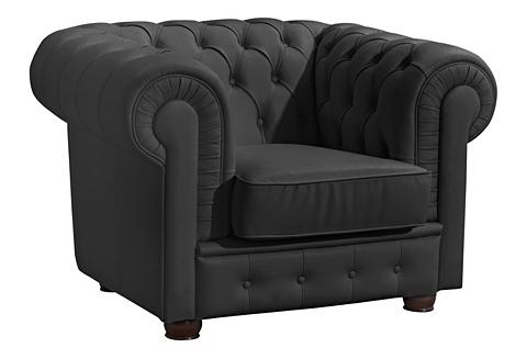MAX WINZER ® Chesterfield fotelis »Windsor«