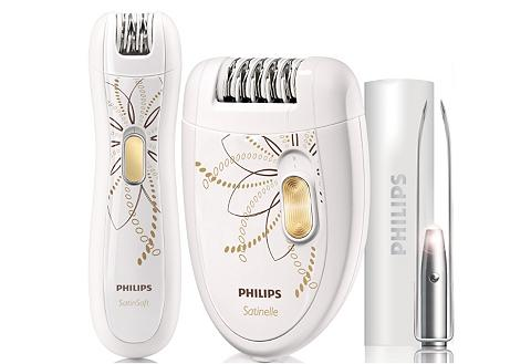 PHILIPS Atlasas Soft Rinkinys epiliacijai HP65...