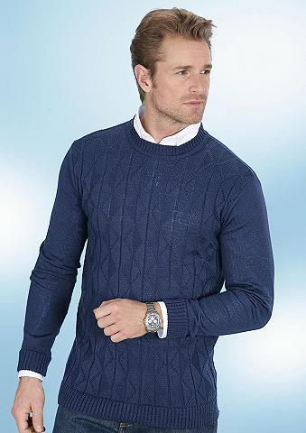 Megztinis su klaiskinio stiliaus apval...