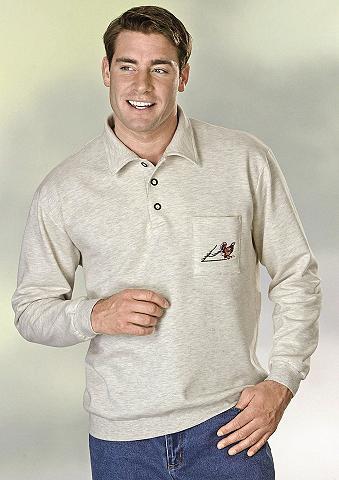 Sportinio stiliaus megztinis su kurzer...