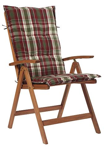 Poilsio kėdė »Borkum« (2vnt.) Eukalypt...