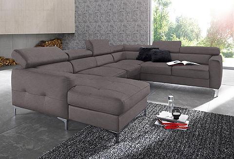 COTTA Sofa patogi su miegojimo funkcija