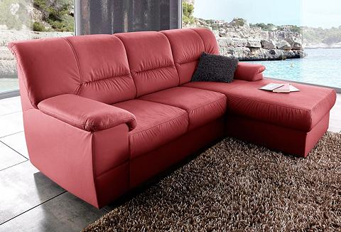 Sit&more Kampinė sofa patogi su poilsi...