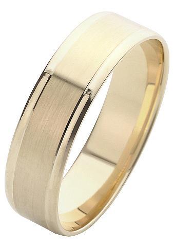 FIRETTI Vestuvinis žiedas su Gravur »60 mm gla...