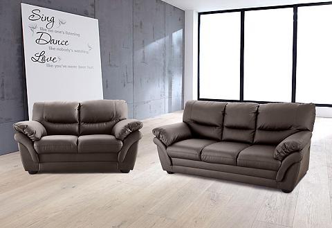 BENFORMATO HOME COLLECTION sofa (Rinkinys 2 Teile)