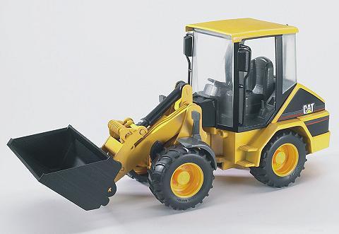 BRUDER ® Radlader 02441 »CAT Kompaktgelenkrad...