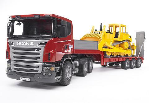 BRUDER ® LKW 03555 »SCANIA R-Serie LKW su Tie...