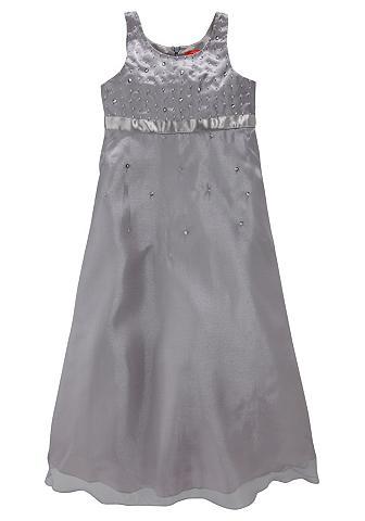 COLORS FOR LIFE CFL satininė suknelė