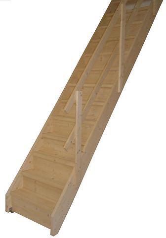 Kompaktiški laiptai »Korfu« geschl. ke...