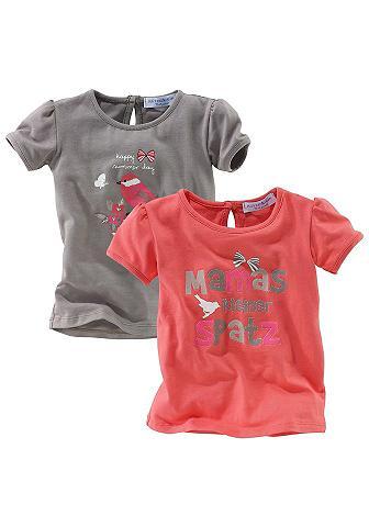 KLITZEKLEIN Marškinėliai (Rinkinys 2 tlg.)