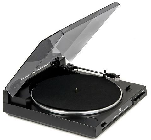 DT 210 USB-Plattenspieler Schallplatte...