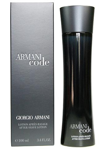 Giorgio Armani After-Shave »Code Homme«