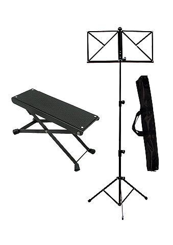 MSA Ständer-Set: Notenständer ir Fußstuhl