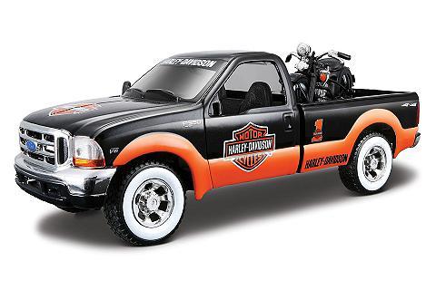 Modellauto-Set ® »Harley Davidson:«