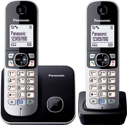 KX-TG6812GB dvi Schnurloses DECT Telef...