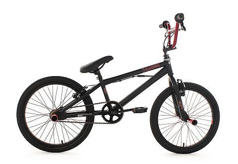 BMX dviratis »Dynamixxx« raudona 20 Zo...