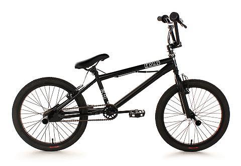 BMX dviratis »Four« juoda spalva 20 Zo...