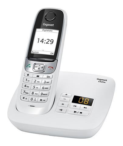 C620A Schnurloses DECT telefonas su AB...