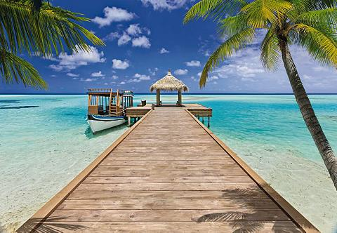 Fototapetas »Beach Resort« 368/254 cm