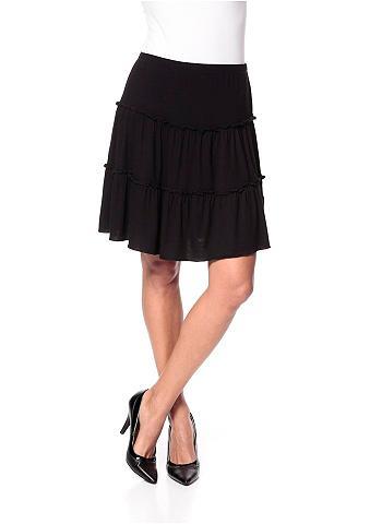 Trikotažinis sijonas