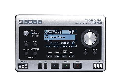 Digitales Aufnahmegerät »BR-80«