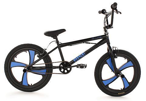 BMX dviratis »Rise« juoda spalva 20 Zo...