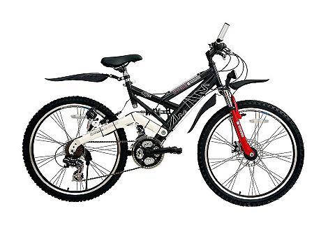 KS CYCLING Jaunimo dviratis ATB »4 Masters« 24 Zo...