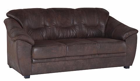 Trivietė sofa »Savona« su spyruoklės