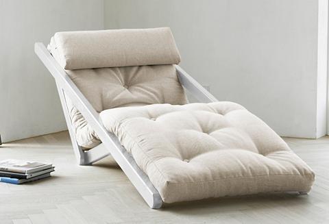 KARUP DESIGN Lounge gultas »Figo« ir čiužinys