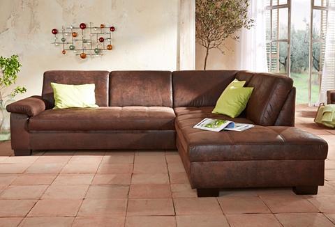 Kampinė sofa »Florida« patogi su miego...