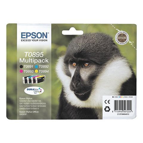 EPSON Rašalo kasečių rinkinys »T08954« Nr. T...