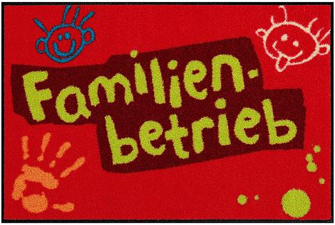 Durų kilimėlis »Familienbetrieb«