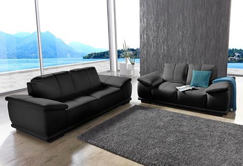 SIT&MORE Sit&more Rinkinys: 25- ir Trivietė sof...