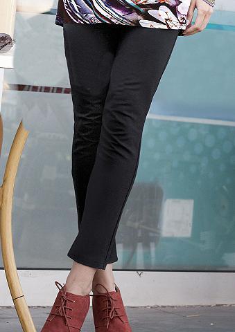 Kelnės su siaurėjančios klešnės