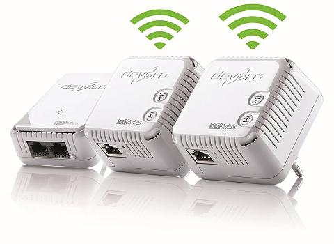 DEVOLO D LAN 500 Wi Fi Kit »Powerline + WLAN ...