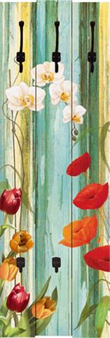 Kabykla »Colorful Blossom« 45/140 cm
