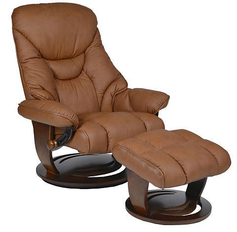 Atpalaiduojanti kėdė ir Kojų kėdutė