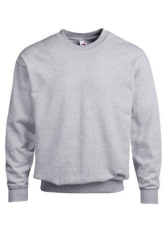 FRUIT OF THE LOOM Sportinio stiliaus megztinis