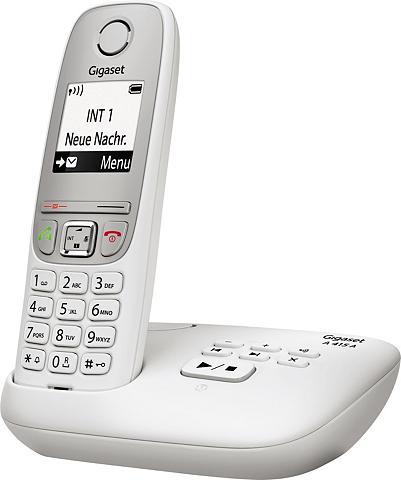A415A Schnurloses DECT telefonas su AB...