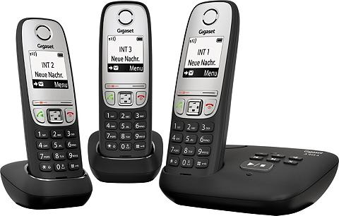 GIGASET »A415A TRIO« Bevielis DECT-Telefon (Mo...