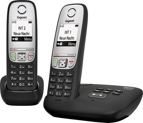 GIGASET »A415A DUO« Bevielis DECT-Telefon (Mob...