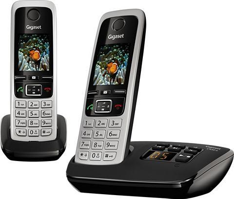 GIGASET »C430A DUO« Bevielis DECT-Telefon (Mob...