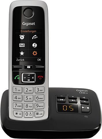 GIGASET »C430A« Bevielis DECT-Telefon (Mobilte...