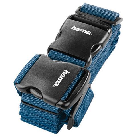 Hama 2-Wege-Gepäckgurt 5x200cm/5x230cm Dunk...