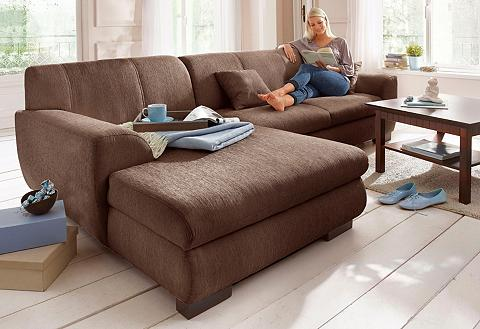 Kampinė sofa »Nika« MELROSE® Microfase...